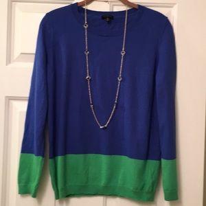 Talbots lightweight sweater